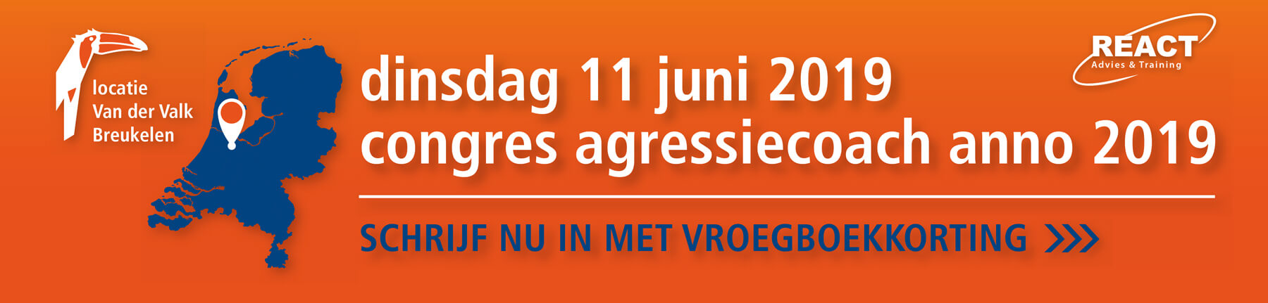 Congres agressiecoach 2019